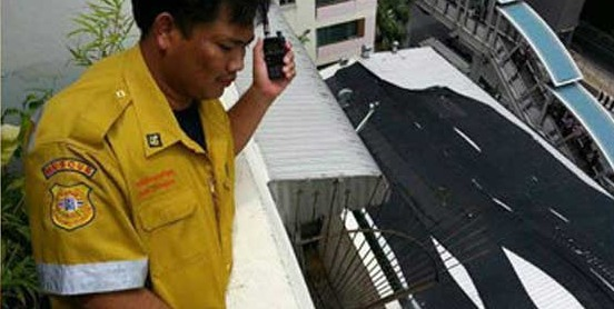 Japanese Woman Falls to Her Death in Bangkok