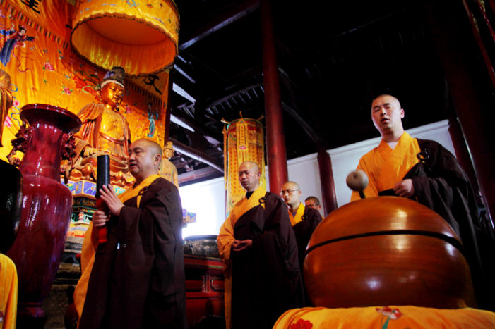 China's Oldest Buddhist Temple to Receive Relic from Thailand