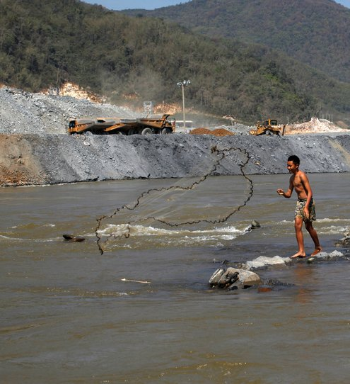 No More Dams on the Mekong River