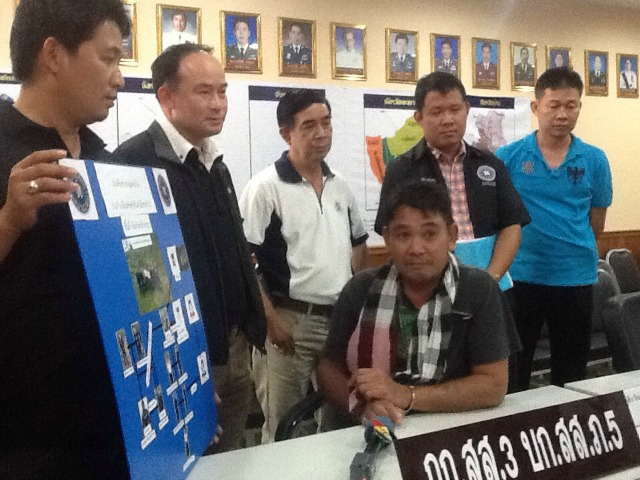 49-year-old Chiang Rai Man Arrested For Kidnapping And Extortion