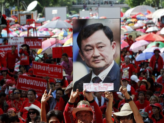 Officials in Thailand Erase Thaksin Shinawatra from School Text Books