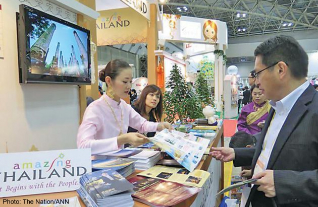 Japanese Travel Agents Seek Thai Governments Official Assurance Over Safety of Travellers