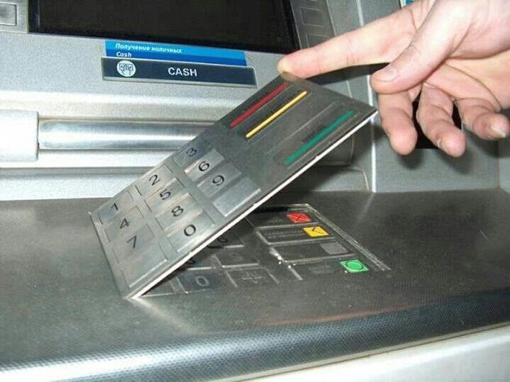 gangs with expertise in ATM and credit card forging, skimming and selling overseas bank customers information to obtain cash withdrawals in Thailand