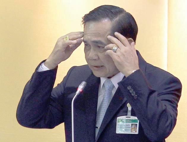 Thai Prime Minister Prayuth Chan-ocha Slams TV Soaps and Threatens to Re-Write them Himself