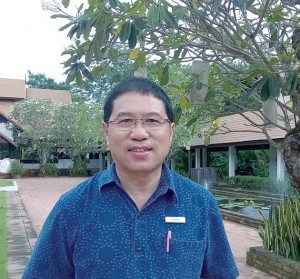 Makoo Techasopon, general manager of The Legend Resort and Spa, says it stands out among the top properties in Chiang Rai serving foreign tourists.