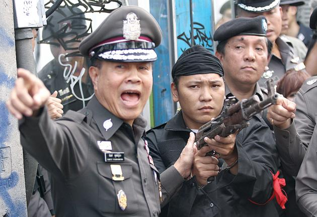 Thailand's Police Chief Insists Thailand is Safe Despite Murders