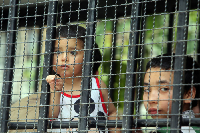 Human Rights Report Slams Thailand for Violating Childrens Rights