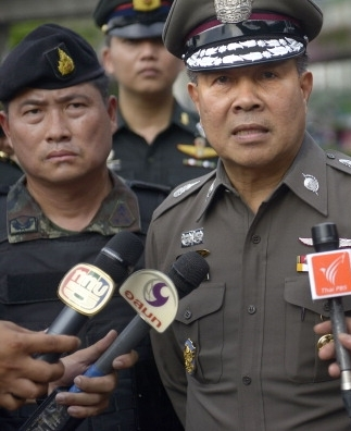 The handling of the murders represents a major embarrassment to the Thai police chief, who only assumed his position last month