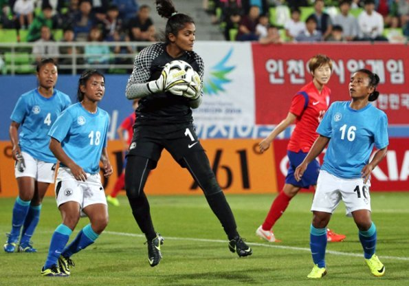 India Thrashed 0-10 by Thailand in Asian Games