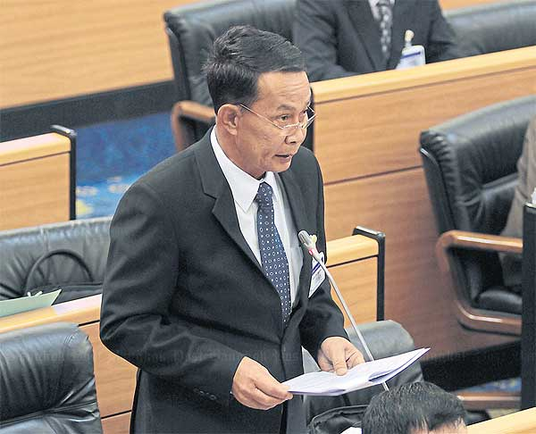 Martial Law to Remain in Chiang Rai