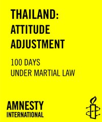 The 65-page report by Amnesty International calls for the restoration of full civil and human rights.