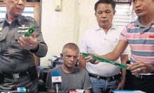 Chiang Rai Drugs Suppression Police Seize 48kg of Crystal