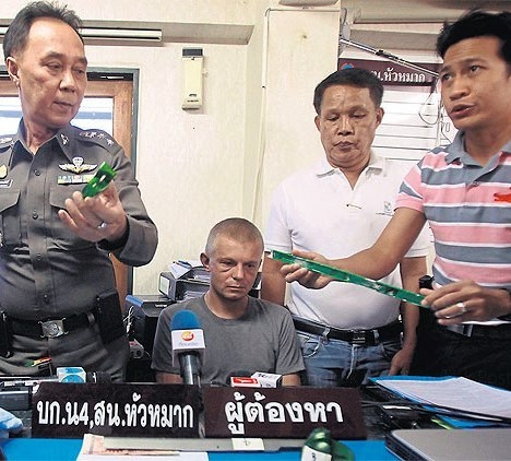 Russian National Anton Lilin Arrested in Phuket for ATM Skimming