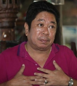 Woraphan Tuwichian demands answers over the police's implicating his family
