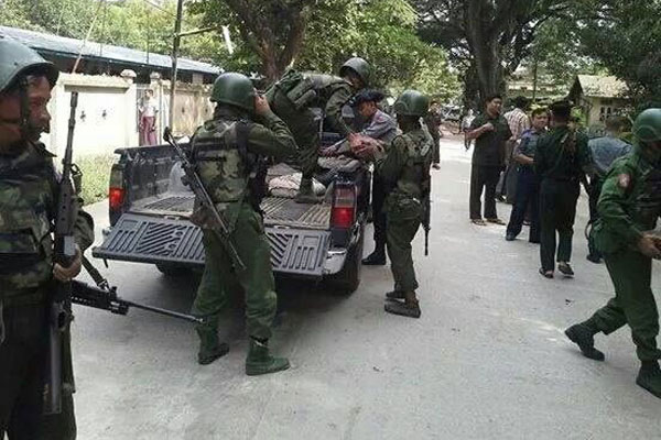 Thailand's Northern 3rd Army on High Alert after Fighting Erupts in Myanmar