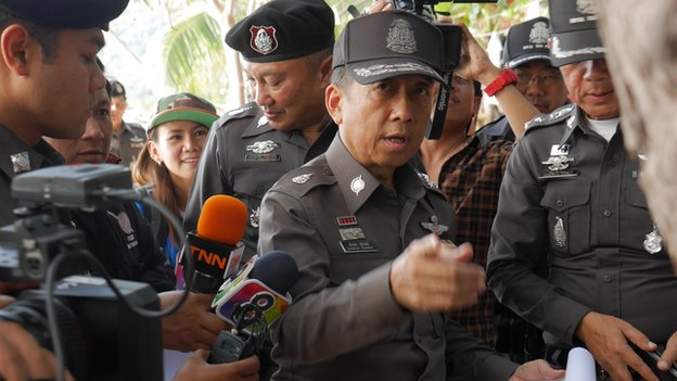 Frustration Grows as Thai Police No Closer to an Arrest in Murder of British Tourists