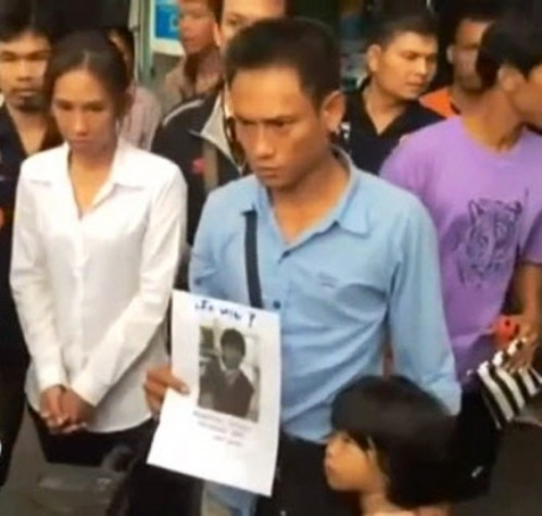 Bangkok Security Guard Confesses to Killing 4 Year Old Girl