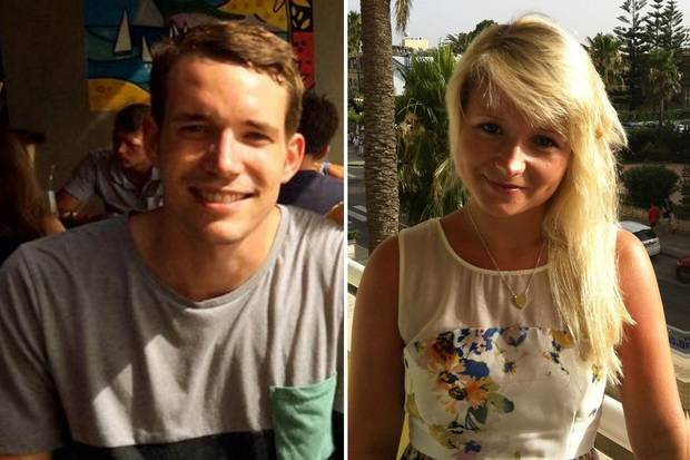 Two Young British Tourists Murdered on Island of Koh Tao