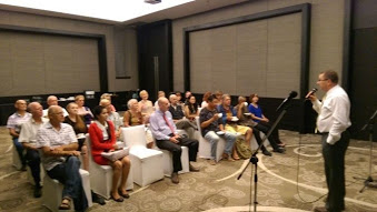 US Consular Chief Discusses Wide Range of Questions with Chiang Rai Expat Group