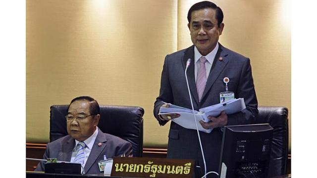 Prime Minister General Prayuth Chan-ocha Outlines Policies for Thailand