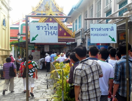 Is Dual-Pricing in Thailand Scaring Tourists Away?