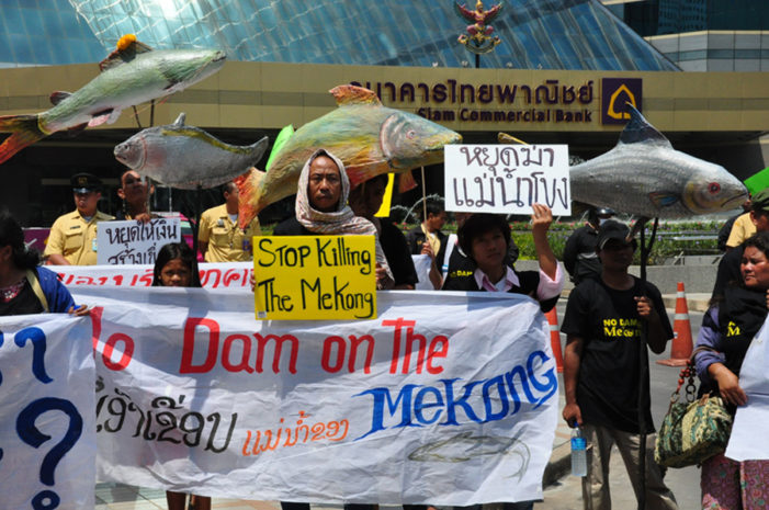 Save the Mekong Coalition (SMC) Object to Don Sahong Dam Consultation Process
