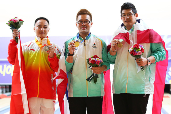 Thailand Wins First Gold at Asian Games in Incheon, South Korea