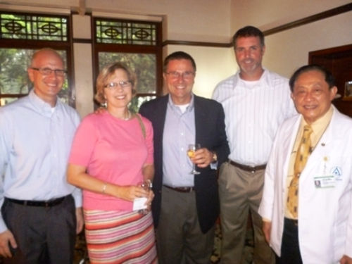 Chief of US Consular Section to Speak to Chiang Rai Expat Club Sept. 12