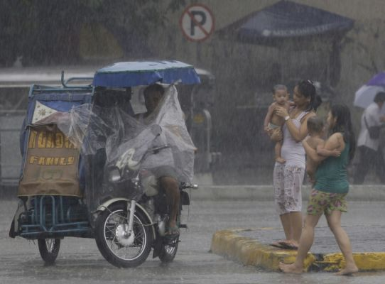 Heavy Rains to Continue for Chiang Rai