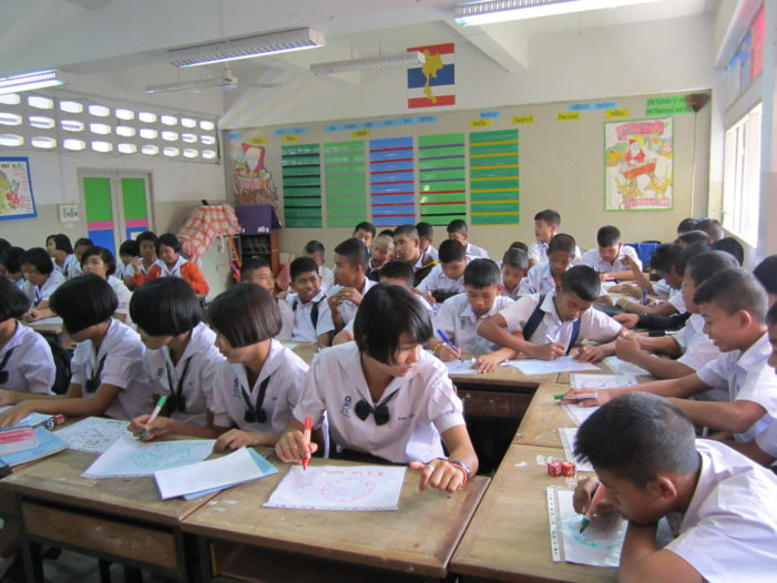 Deputy Education Minister Say's Thai Education Needs Urgent Reforms