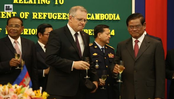 Australia to Export Refugees to Cambodia in 40 Million (AUD) Dollar Deal
