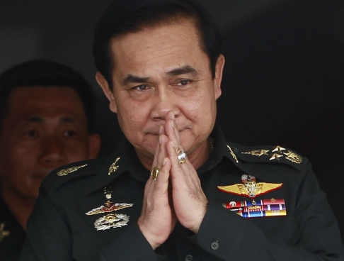 General Prayuth Chan-ocha Offers Apology Over Bikini Comment