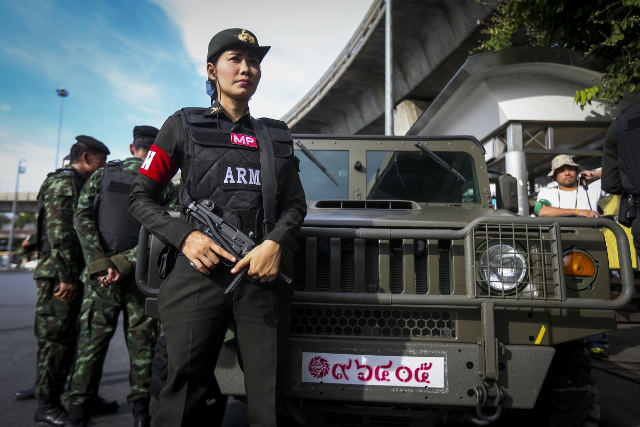 Amnesty International Alleges Torture in Thailand Since Military Coup