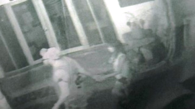 CCTV showed David Miller and Hannah Witheridge holding hands before the fatal attack
