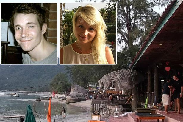 Prime Minister Prayuth Chan-ochas questioned whether 'beautiful bikini-wearing tourists' are safe in his country - remarks which are likely to infuriate the relatives of David Miller, 24, and Hannah Witheridge, 23. http://www.mirror.co.uk/news/world-news/thailand-beach-murders-fury-thai-4274831#ixzz3DZxLkEW7 Follow us: @DailyMirror on Twitter   DailyMirror on Facebook