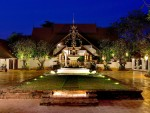 The Legend Chiang Rai Resort & Spa lies along the Mae Kok River