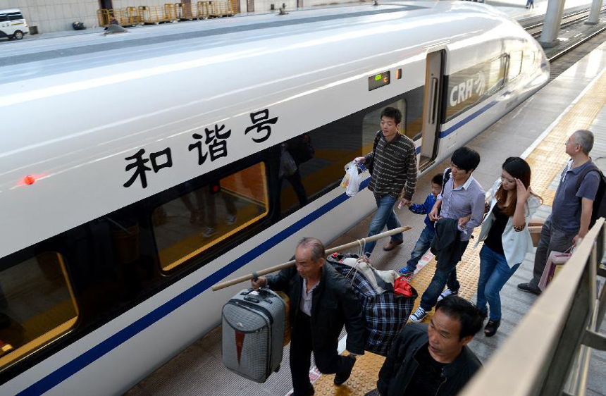 """China's participation, both as a rail partner and a competitor for potential business, is on everybody's mind. """"But if you don't have a link to southern China in the next 20 years, this will really be an enormous lost opportunity."""""""
