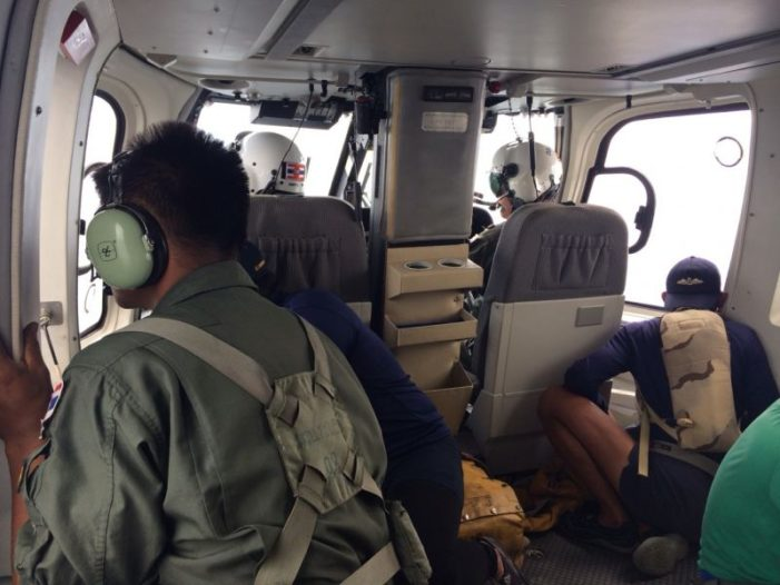 Search Resumes for 2 Missing Koreans after Phuket Boat Accident