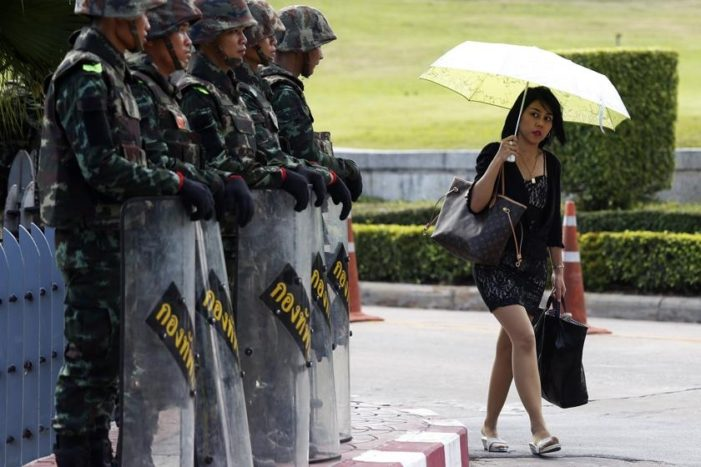 Thailand Finance Ministry Lowers Economic Growth Forecast, Economy Still in Doldrums after Coup
