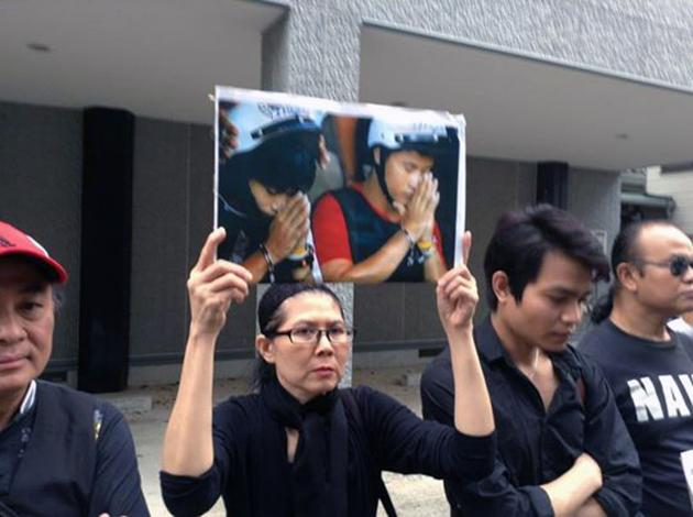 Myanmar lawyers  Push for British Police to Conduct Independent DNA Tests in Koh Tao Murders