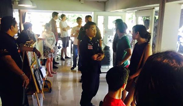 Immigration Officials Raid Punspace in Chiang Mai 11 Foreigners Detained
