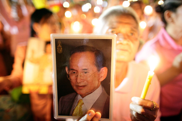 Thailand's King Bhumibol Adulyadej, the world's longest-reigning monarch, was readmitted to a Bangkok hospital late on Friday