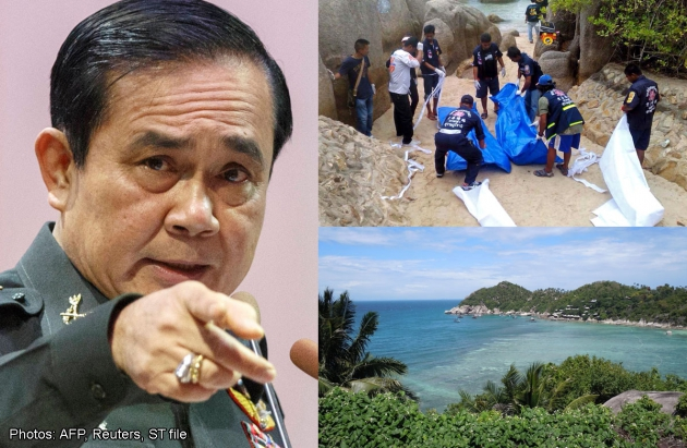 The PM's order came in light of the recent reports of the killing of overseas visitors while in Thailand