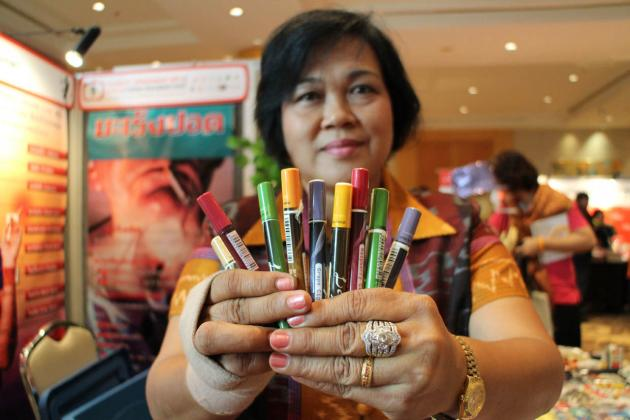 Thailand's Cabinet Bans Imports of Hookah Pipes and Electronic Cigarettes