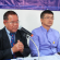 Chairman of the Chiang Rai Chamber of Commerce Boontham Thipprasong (Left)