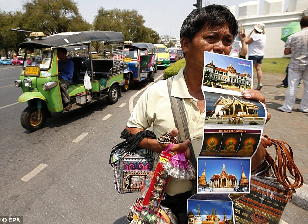Thailand's Troubled Tourism Industry Struggles to Recover