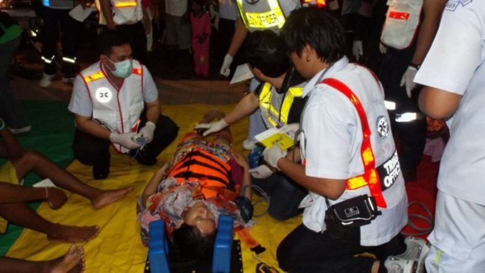 2 Korean Missing, 45 Injured is Speed Boat Accident in Phuket