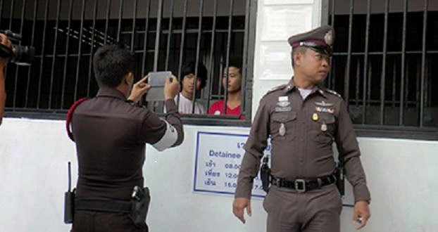 Thai Police to Defend Against Torture Allegation of Koh Tao Suspect to National Human Rights Commission