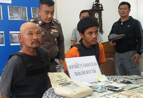 Bangkok Police Arrest 2 Thai Men for Assualting French Woman