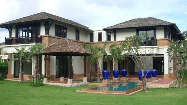 Another property on the Chom Tawan development in Phuket. Photo: www.tawanproperties.com